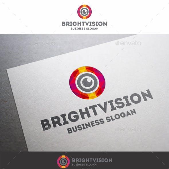Bright Vision Eye Studio Logo