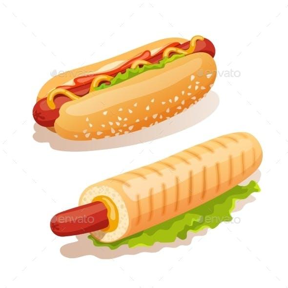 Hot Dog Set