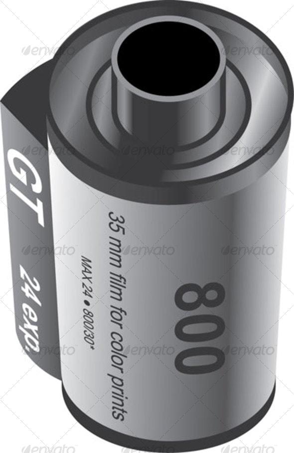 Film Roll - Media Technology