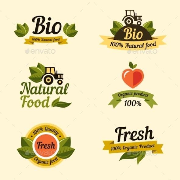 Bio Labels and Symbols