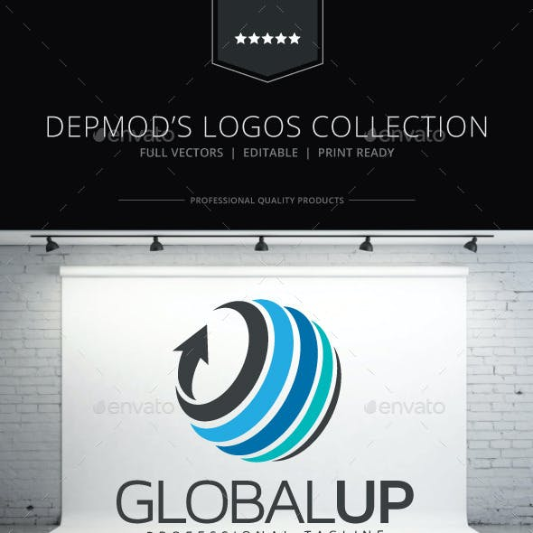 Global Up Logo