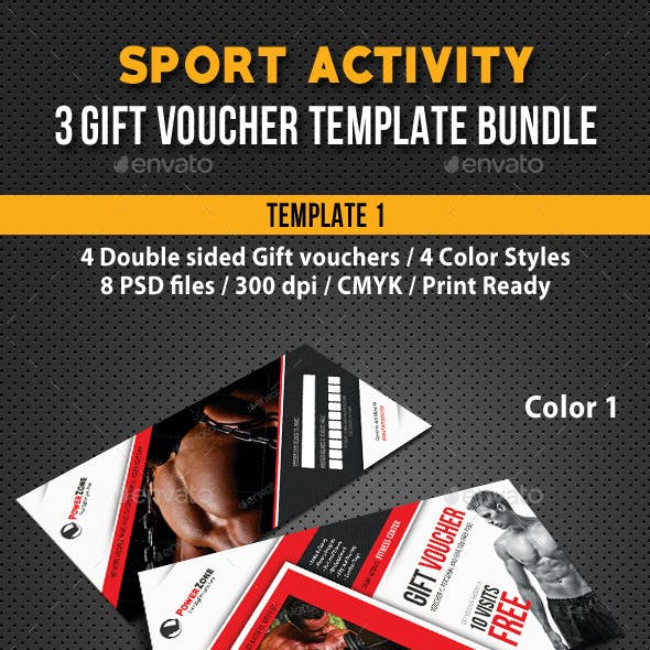 3 in 1 Sport Activity Gift Voucher Bundle 03