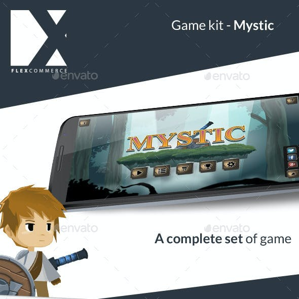 Mystic - Game Kit