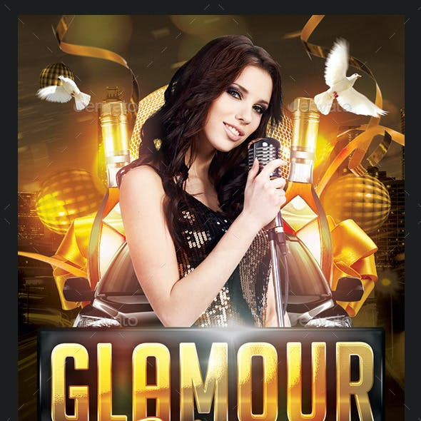 Glamour Night Party
