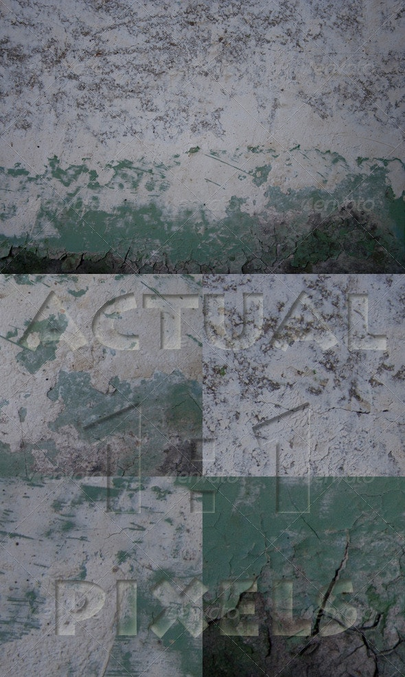 TX-001. Old Wall - Concrete Textures