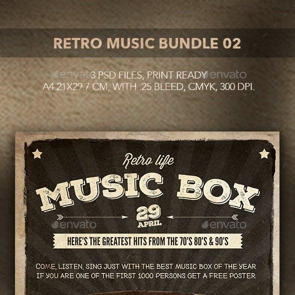 Retro Music Bundle 02