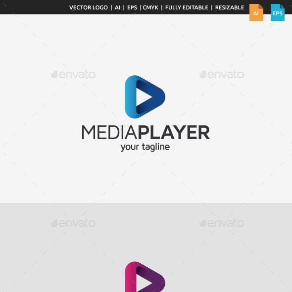 Media Player Logo