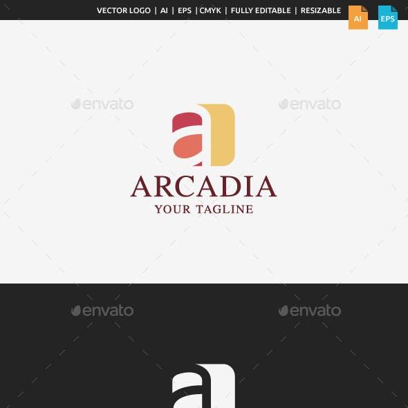 Arcadia - A Logo