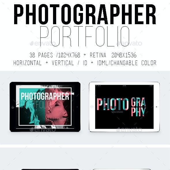 Ipad & Tablet Photographer Portfolio