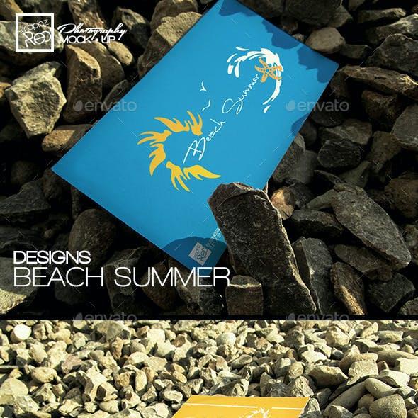 Mock-up: 007 (Beach Summer)