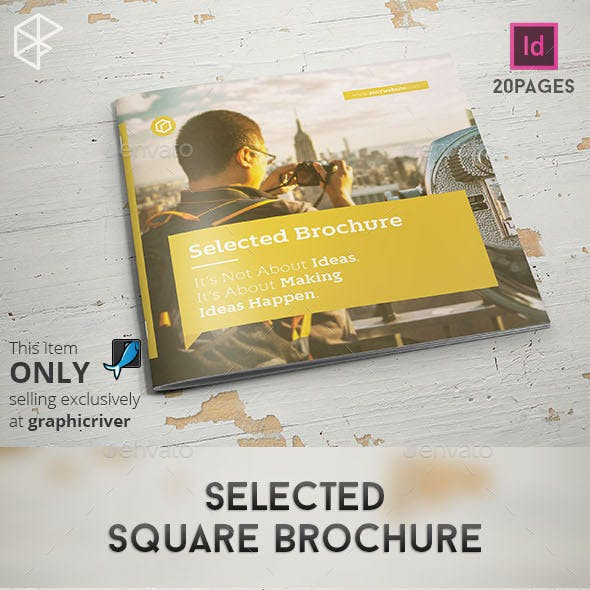 Selected Square Brochure