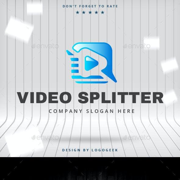 Video Splitter Logo
