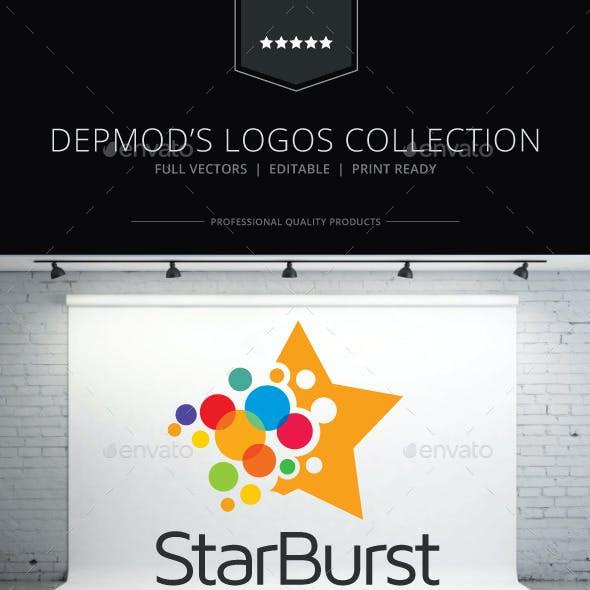 Star Burst Logo