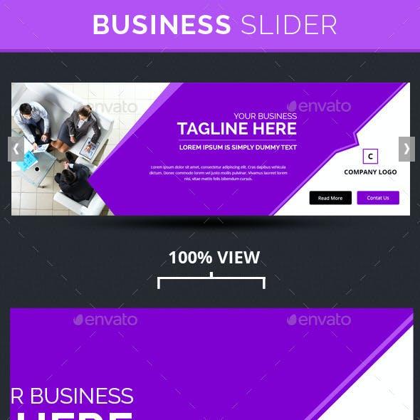 Business Slide V5