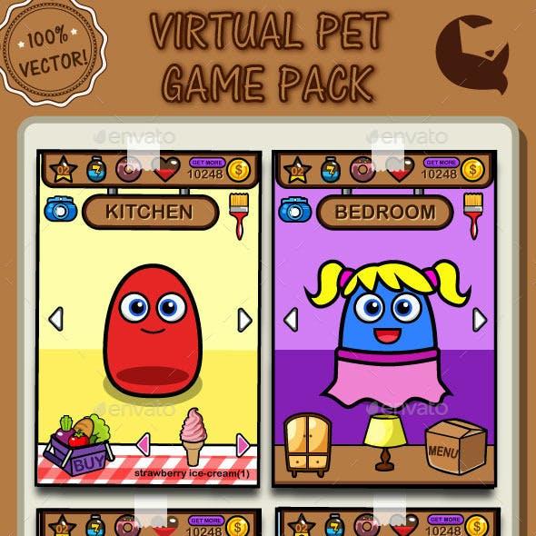 Virtual Pet Game Pack