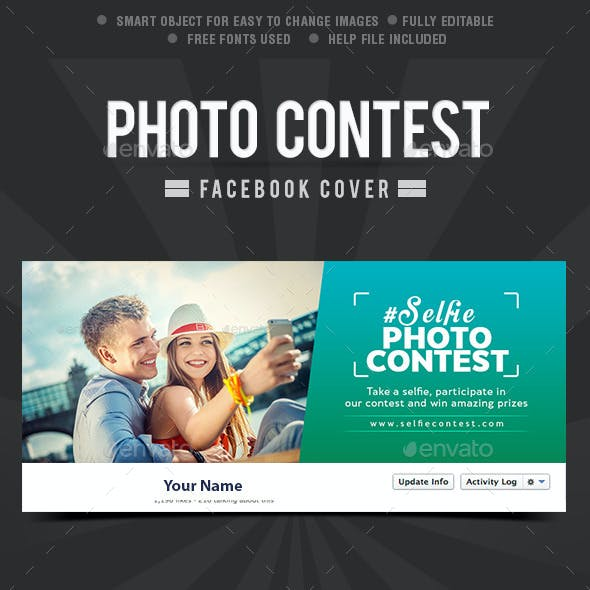 Photo Contest Facebook Cover