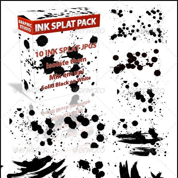 Ink Splats Pack