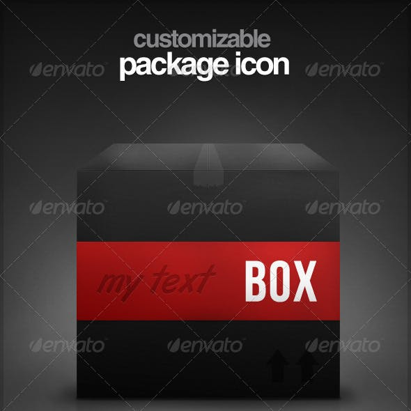 Customizable Package Icon