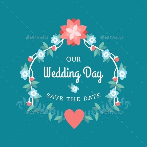 Wedding Label - Valentines Seasons/Holidays