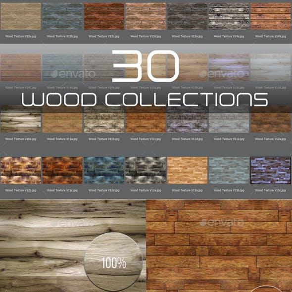 30 Wood Texture V.10