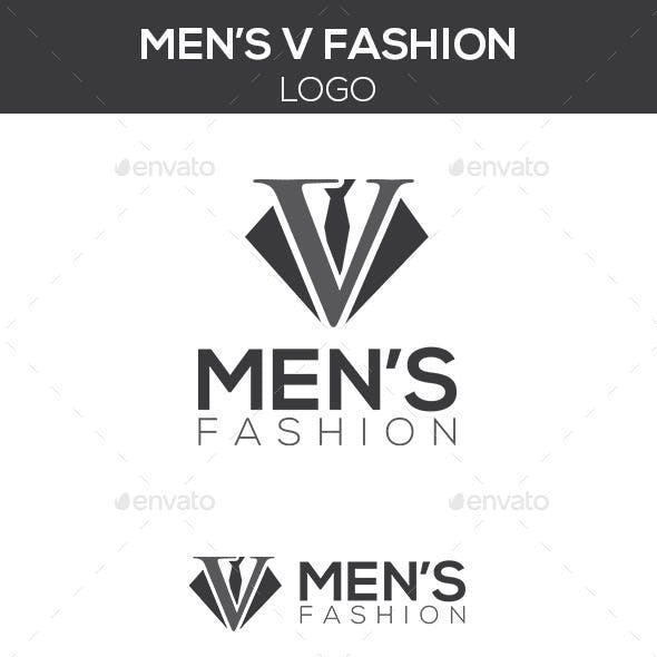 Men's Fashion Logo