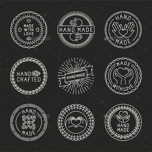 Linear Badges