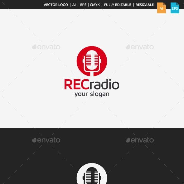 Radio Logo Template
