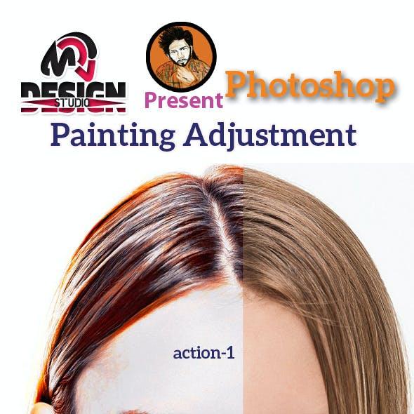 Painting Adjustment