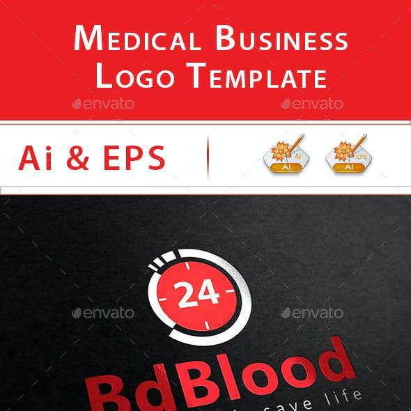 Medical Business Logo