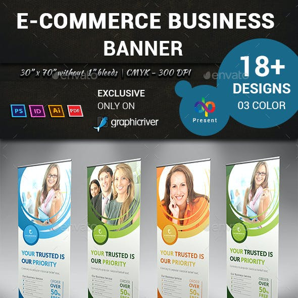 E-Commerce Business Banner