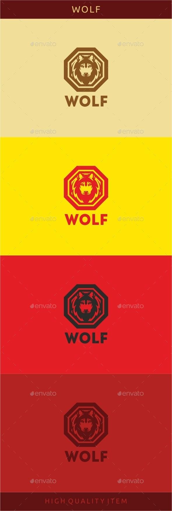 Wolf - Logo Templates