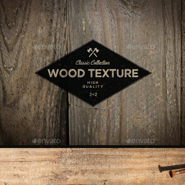 10 Old Wood Textures