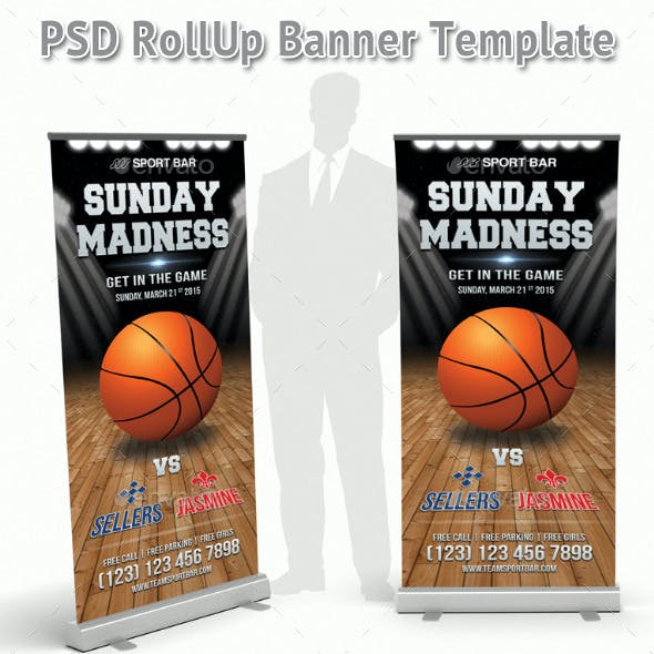 College Basketball Rollup Banner 34