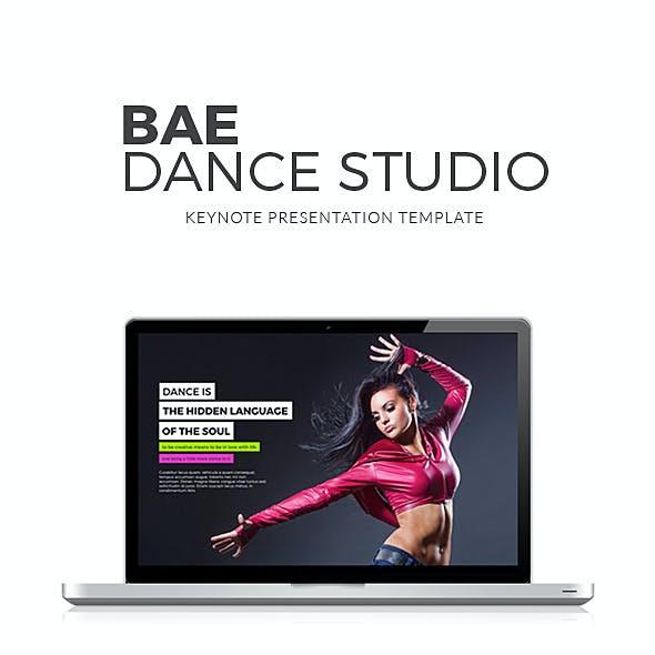 Bae Dance Keynote Presentation