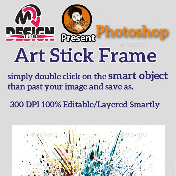 Art Stick Frame