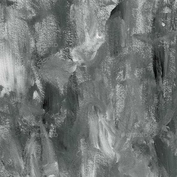 Artistic brush strokes texture
