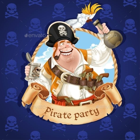 Pirate Label