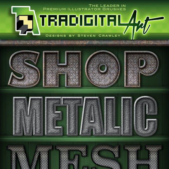 Metal Shop PS Styles