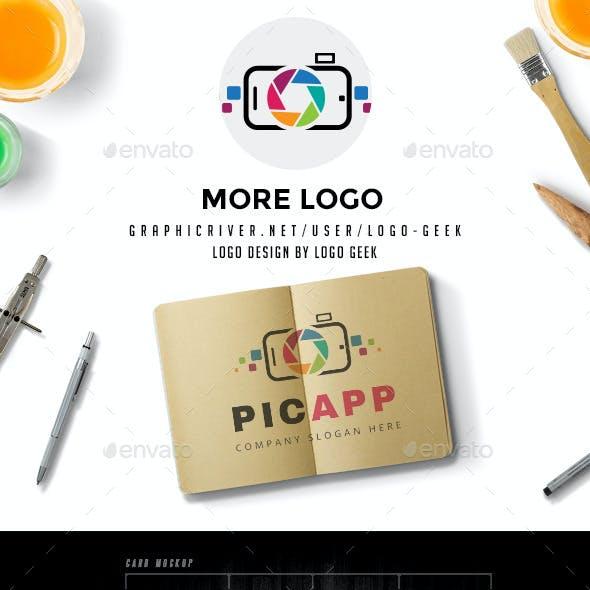 Pic App Logo