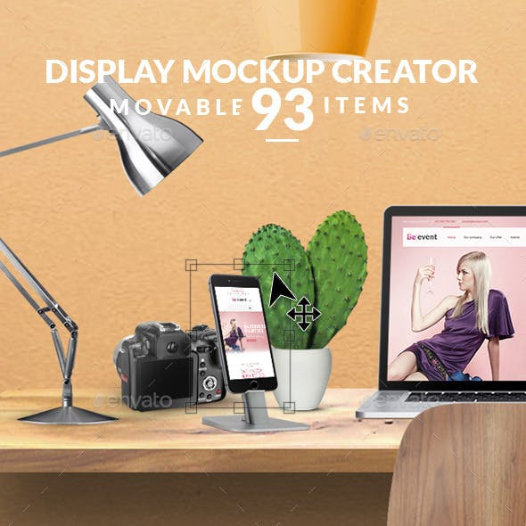 Display Mockup Creator