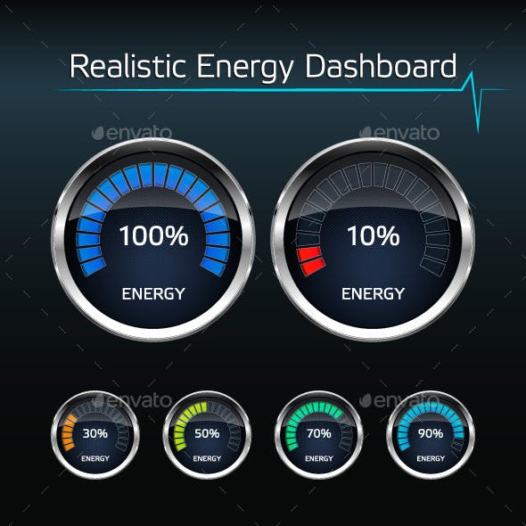Realistic Energy Dashboard
