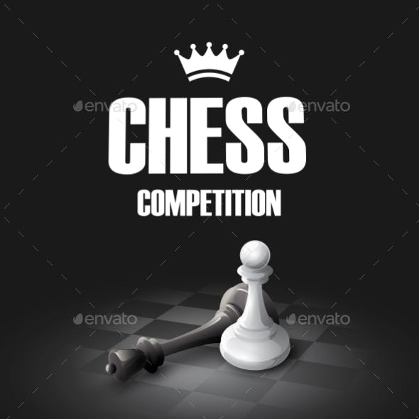 Winning Chess Concept
