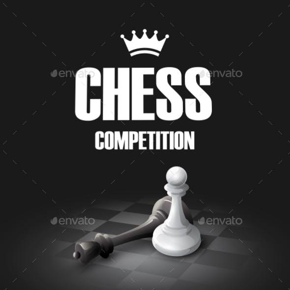 Winning Chess Concept