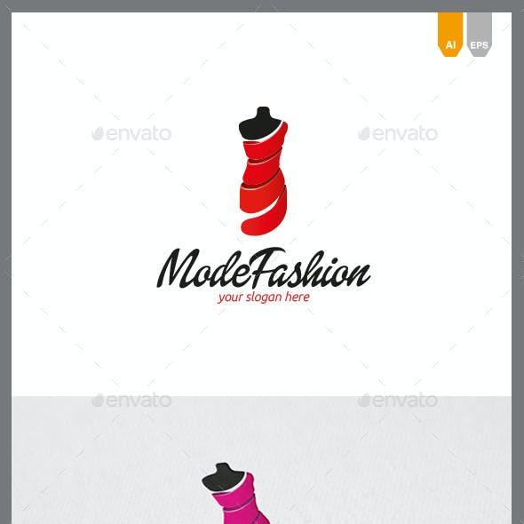 Mode Fashion Logo