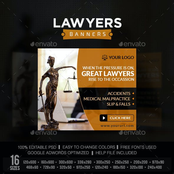 Lawyers Banners