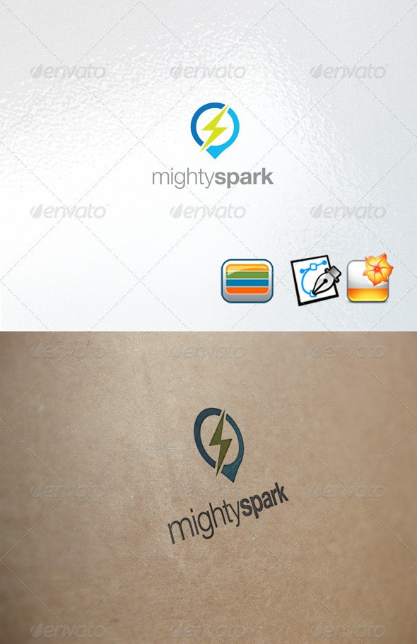 Spark - Symbols Logo Templates
