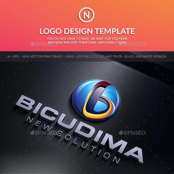 Letter B Logo Template