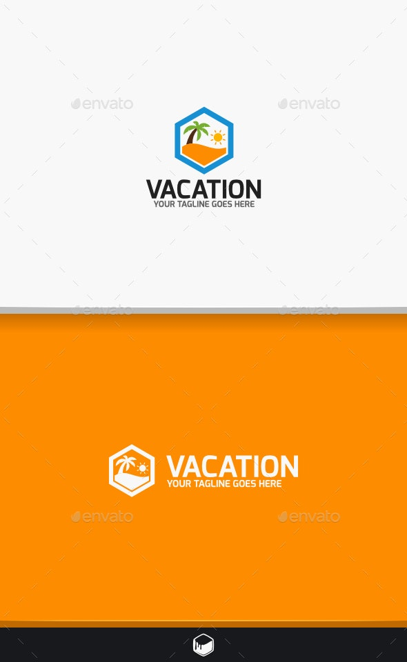 Vacation Logo - Nature Logo Templates