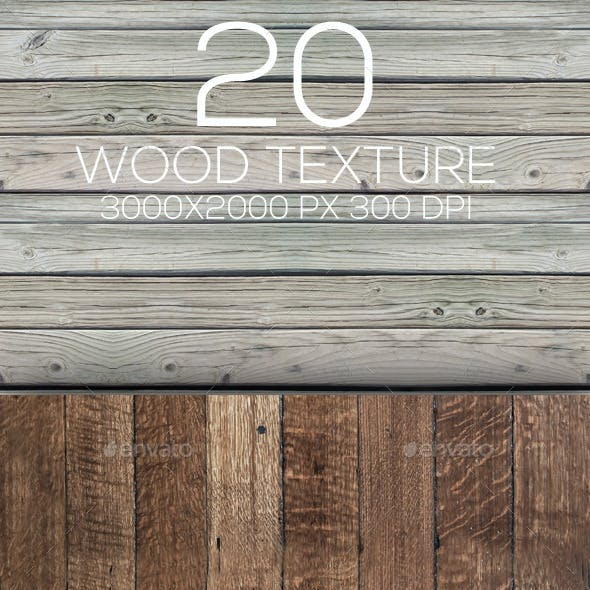 20 Wood Texture V.12