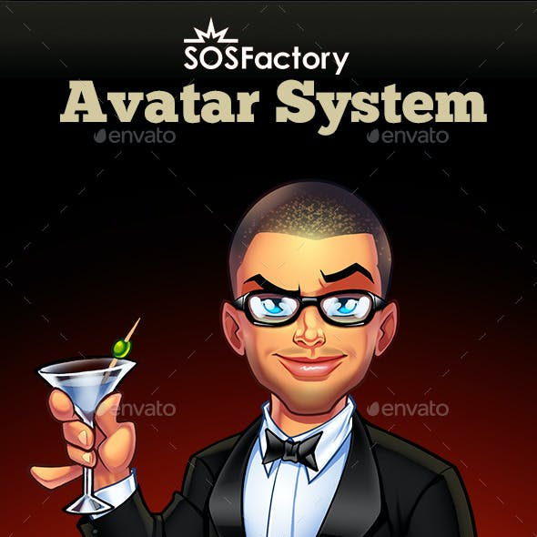 Avatar system SET 1